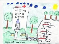 О проведении конкурса детского рисунка, посвященного Дню медицинского работника
