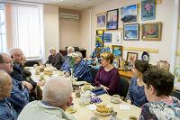 Встреча с Организацией Инвалидов Союза «Чернобыль»