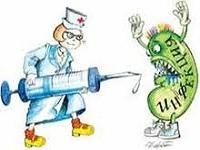 Памятка населению о профилактике инфекционных заболеваний во время паводка