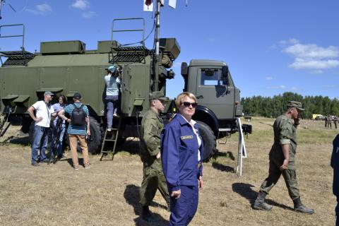Медицинский персонал ФГБУЗ МСЧ № 135 ФМБА России принял участие в учениях на Смоленской АЭС
